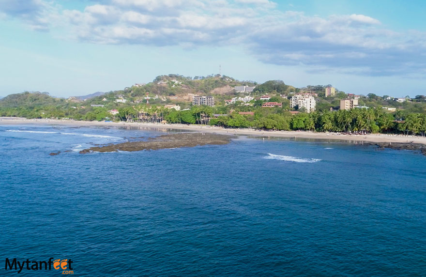 Best easy to get to Beach towns in Costa Rica - Playa Tamarindo