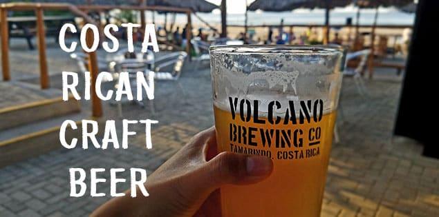 Costa Rican craft beer featured