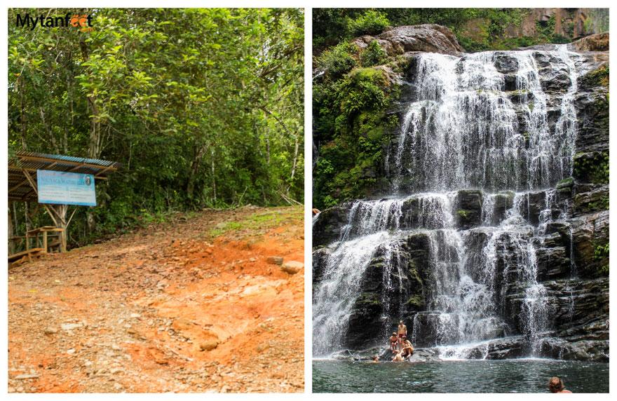 Hiking Costa Rica - Nauyaca Waterfalls