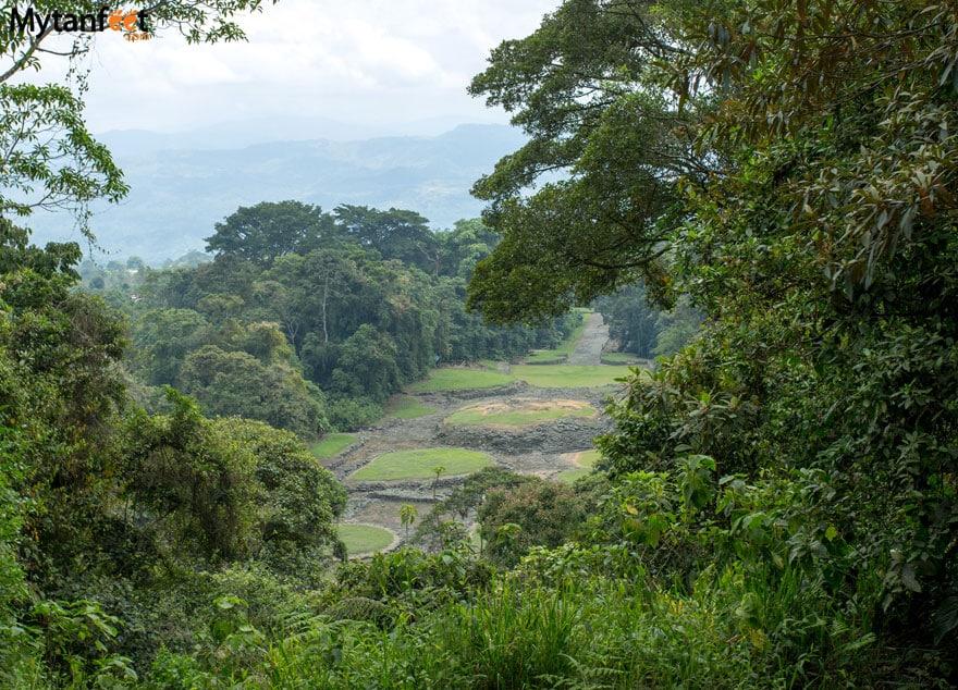Turrialba Costa Rica city guide - Guayabo Monument