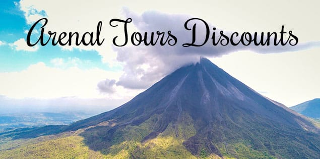 arenal tours discounts featured