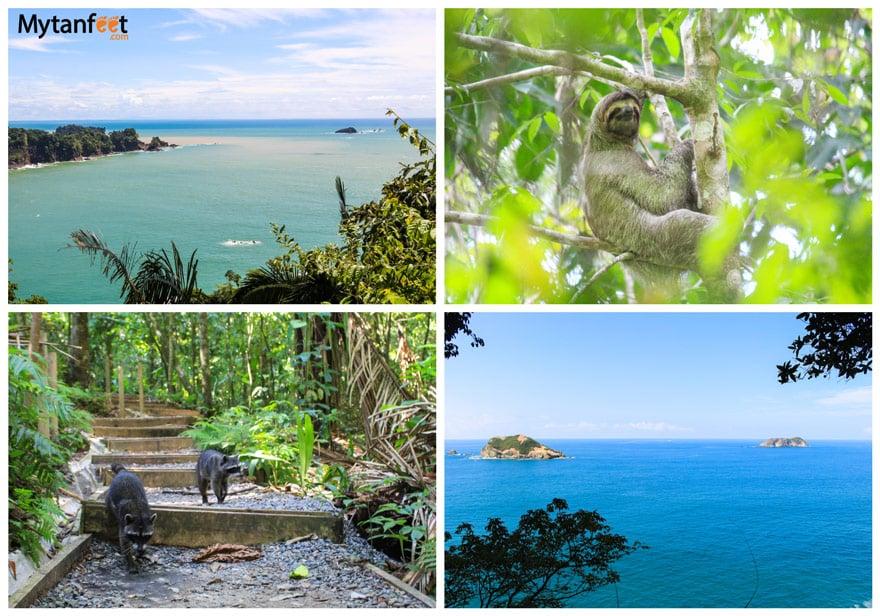 hikes in Costa Rica - Manuel Antonio National Park