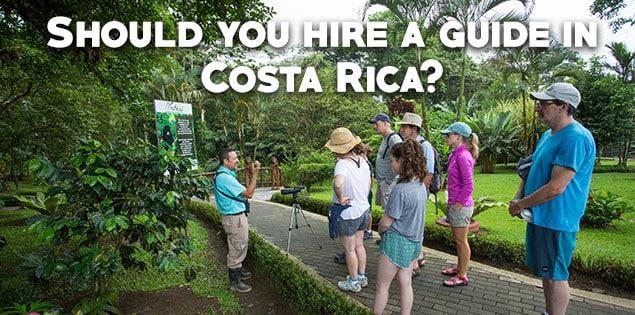 hire a guide in costa rica featured