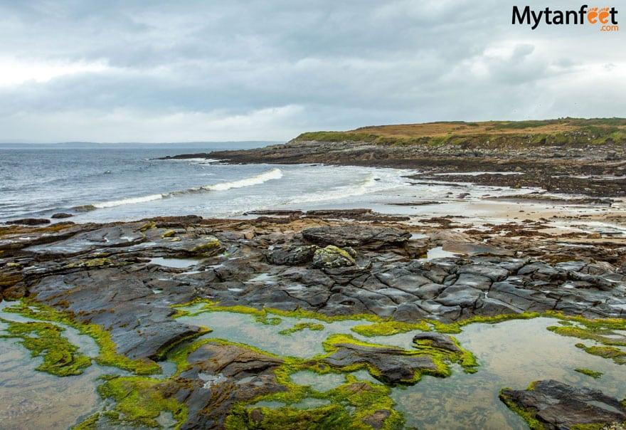 Donegal Ireland coastline