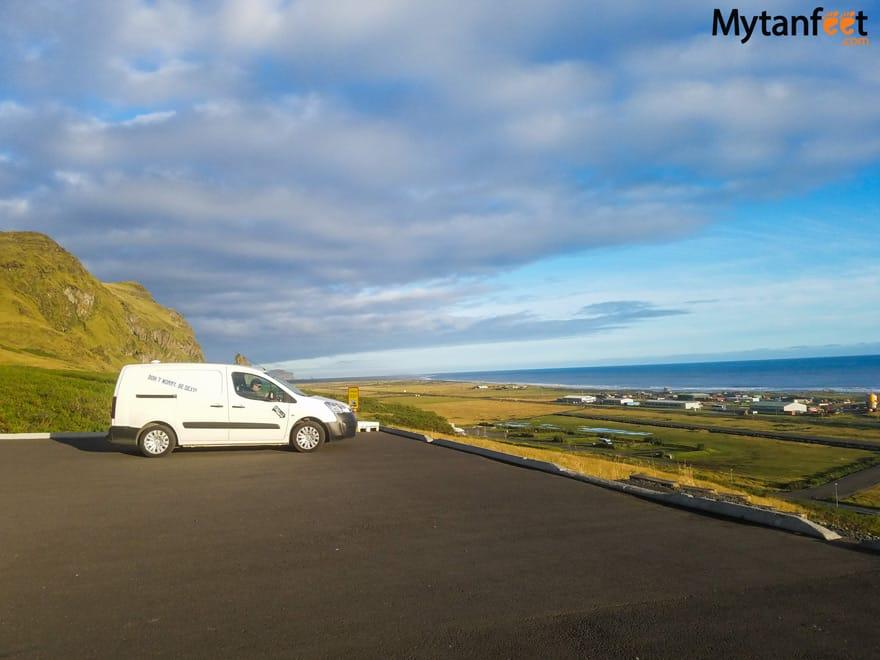Kuku Campers Review - Iceland Camper