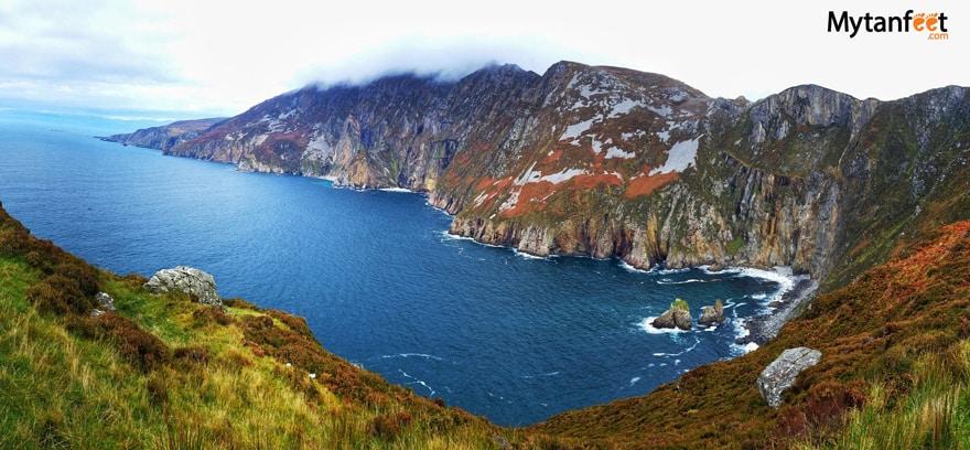 Visit Donegal Ireland - Slieve League Cliffs