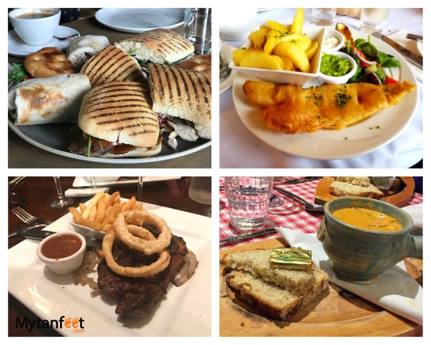 Visit Donegal Ireland food