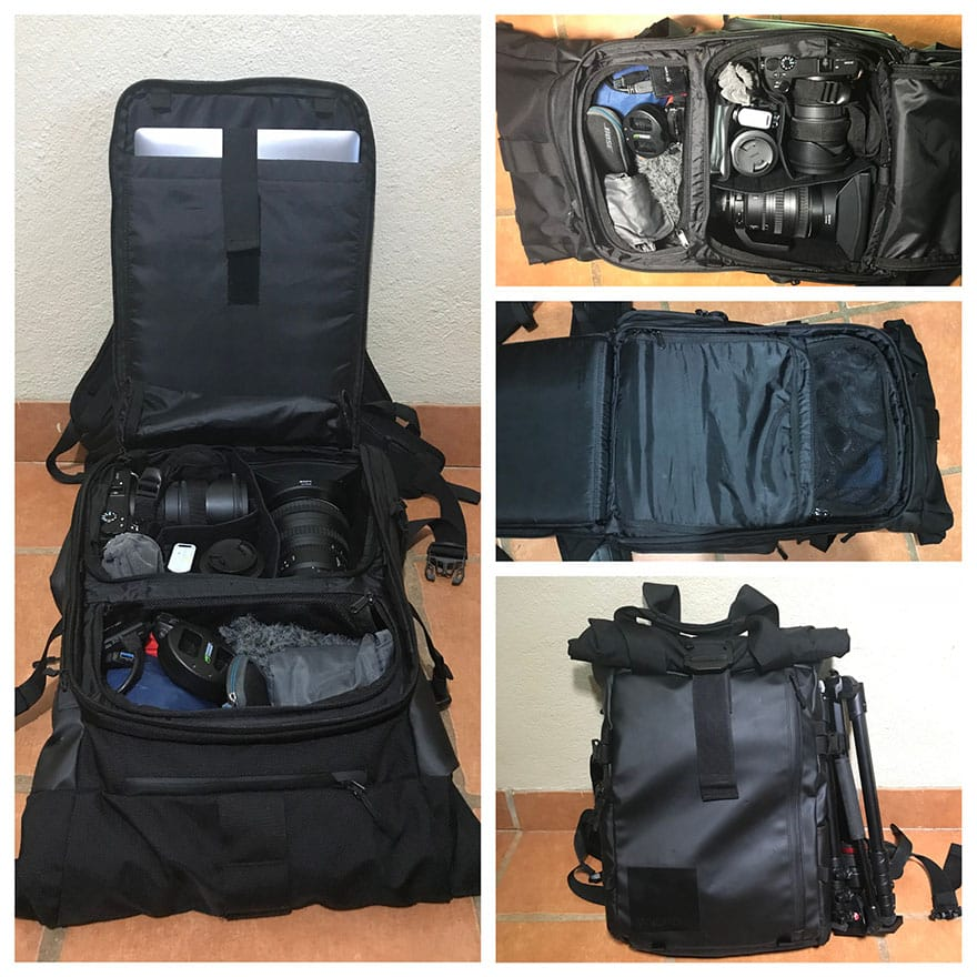 Wandrd Prvke Review - Full Backpack
