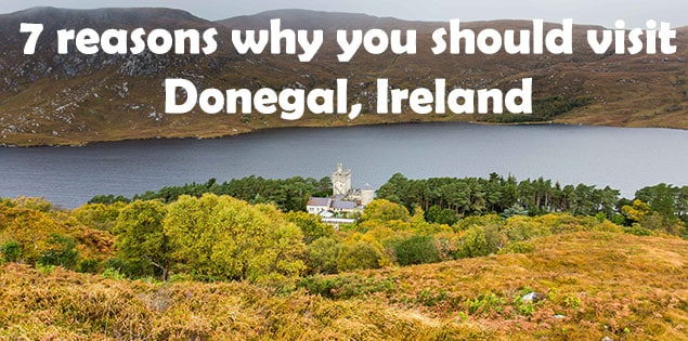 visit Donegal, Ireland featured