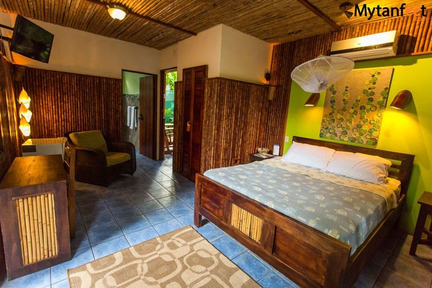 Hotel Banana Azul - red frog suite