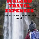 How much it costs to travel in Iceland for one week