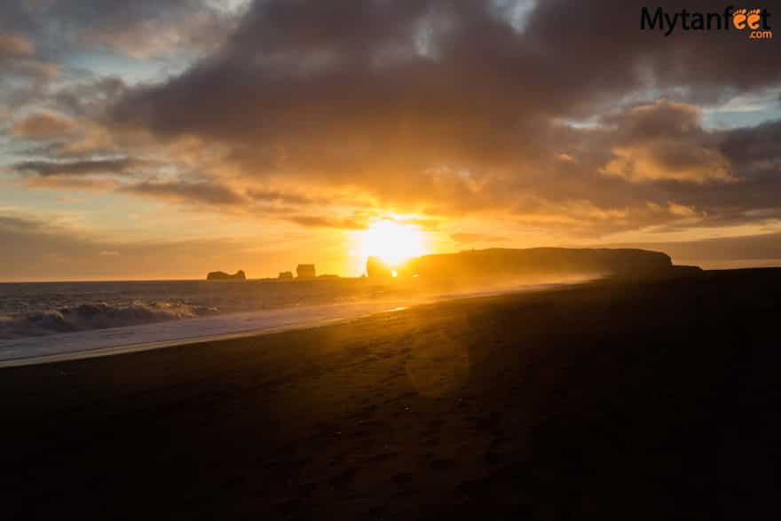 One week in Iceland by camper van - Reynisfjara Black Sand Beach