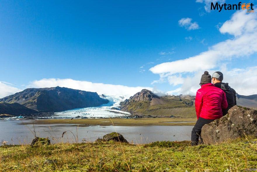 One week in Iceland by camper van - kviarmyrarkabur