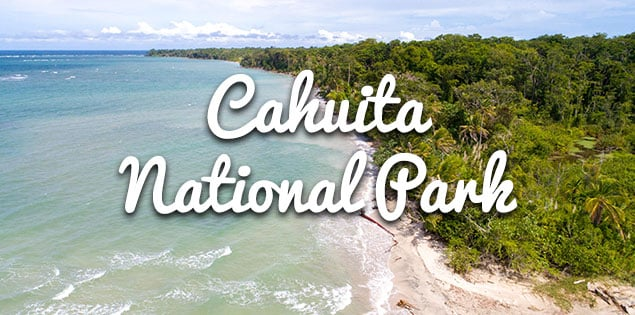 cahuita national park featured
