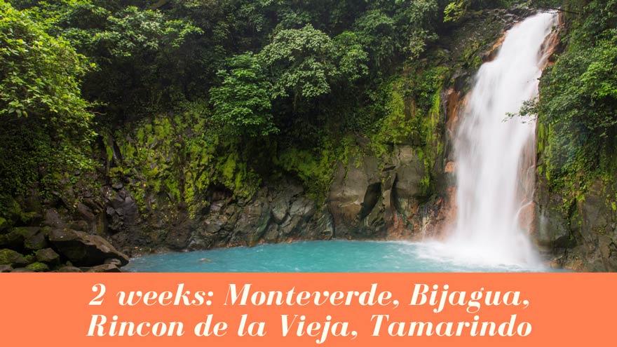 Costa Rican in 2 weeks