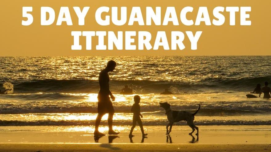 5 days Guanacaste