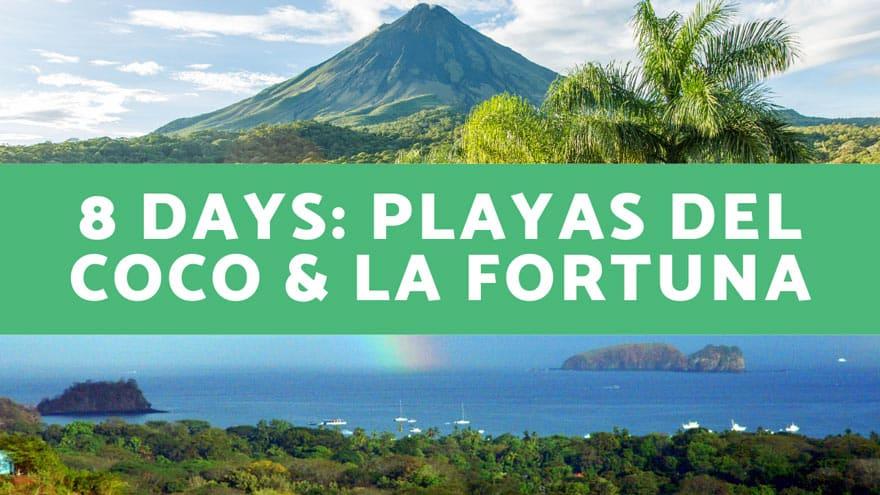 Costa Rica 8 days