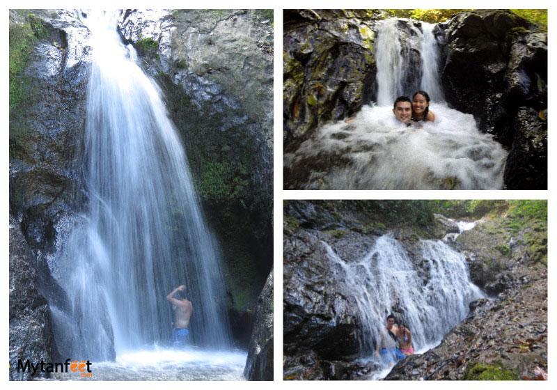 Best waterfalls in Costa Rica - Jaco Waterfalls