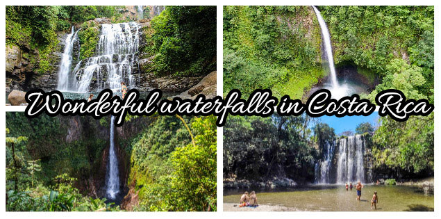 Best waterfalls in Costa Rica featured