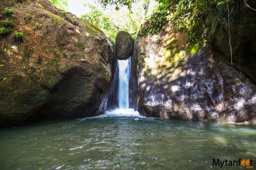 Cascada el pavon waterfall - Best waterfalls in Costa Rica