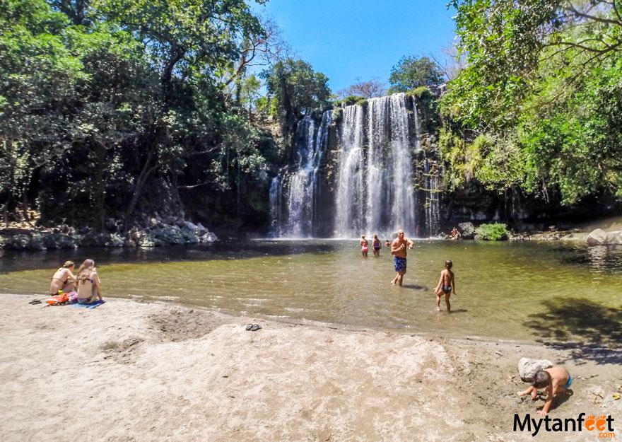 Catarata Llanos de Cortes waterfall - Best waterfalls in Costa Rica