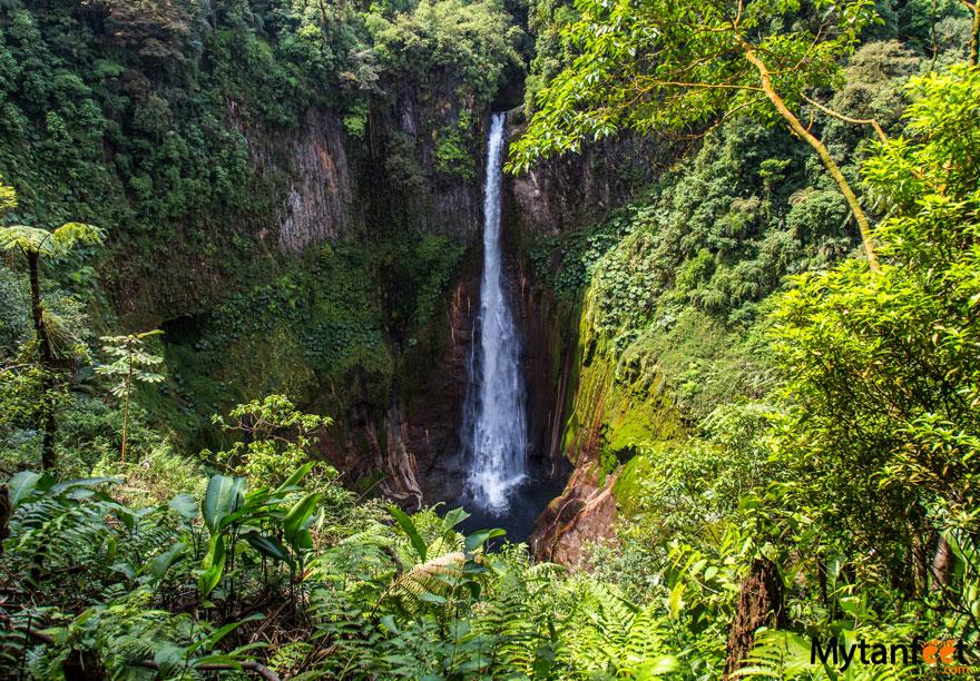 Catarata del Toro waterfall - Best waterfalls in Costa Rica