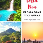 costa rica itinerary ideas featured