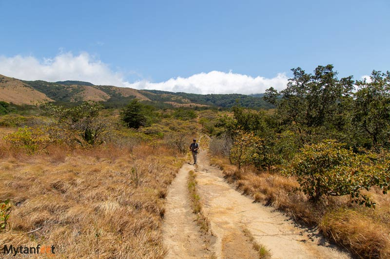 Day trips from Playas del Coco - Rincon de la Vieja National Park hiking