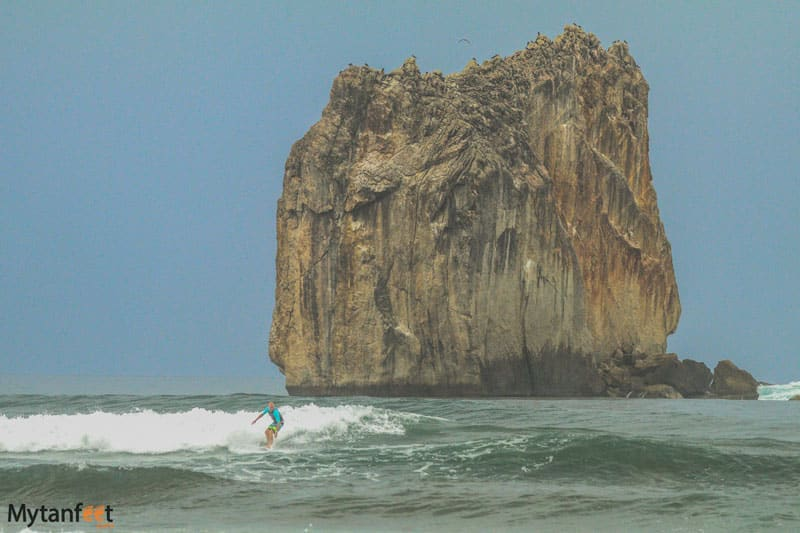 Day trips from Playas del Coco - Witchs rock surfing
