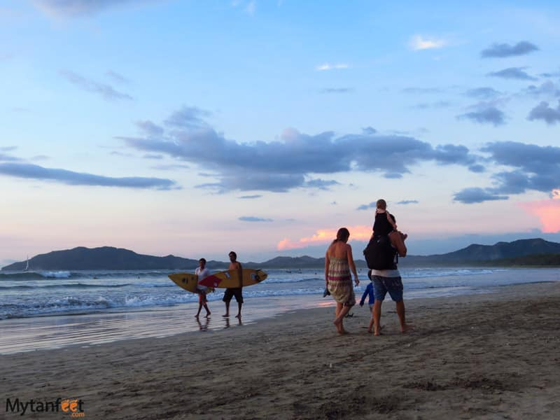 Day trips from Playas del Coco - tamarindo surfing