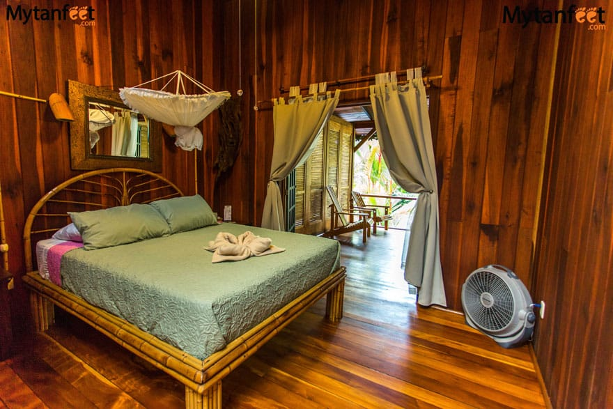 Hotel Banana Azul standard room