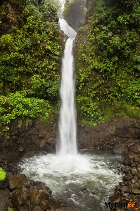 La Paz waterfall - Best waterfalls in Costa Rica