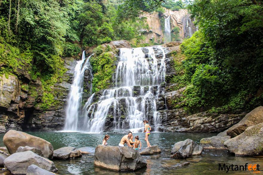 Nauyaca waterfall - Best waterfalls in Costa Rica