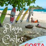 Playa Cocles Costa Rica