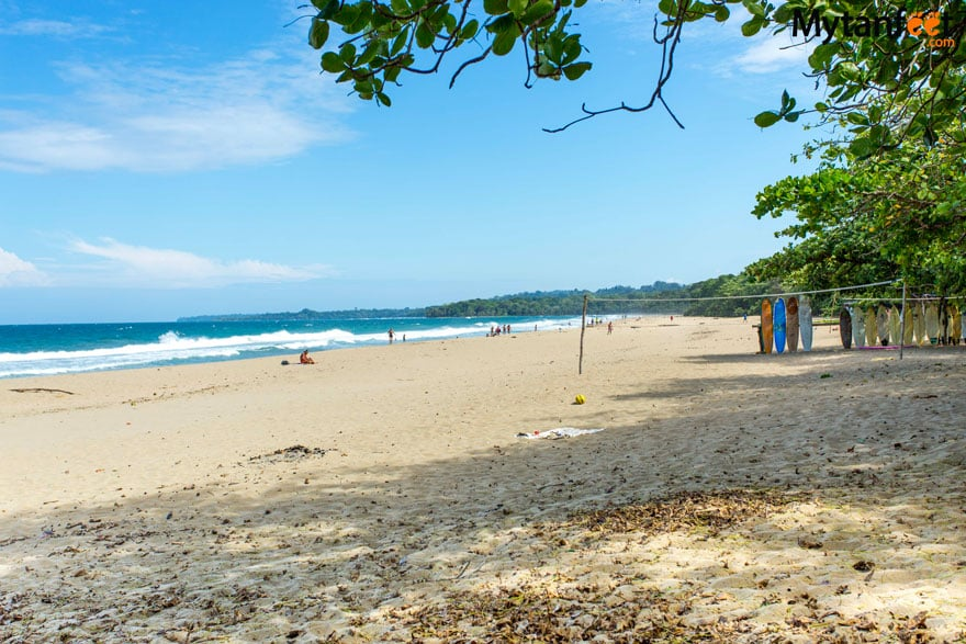 Playa Cocles Puerto Viejo beach
