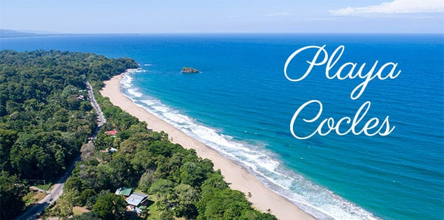 Playa Cocles Puerto Viejo featured