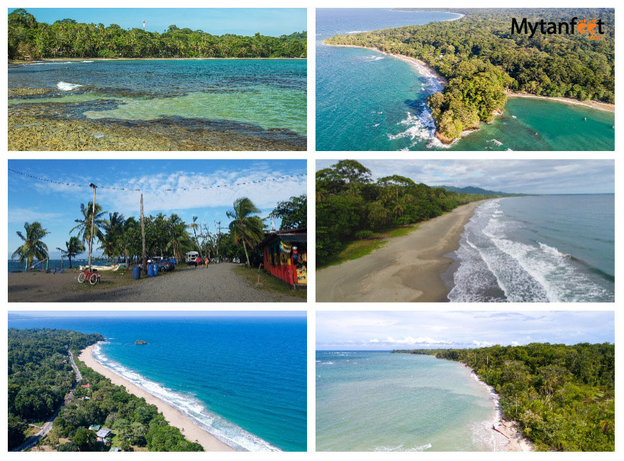 Puerto Viejo Beaches and Neighborhoods
