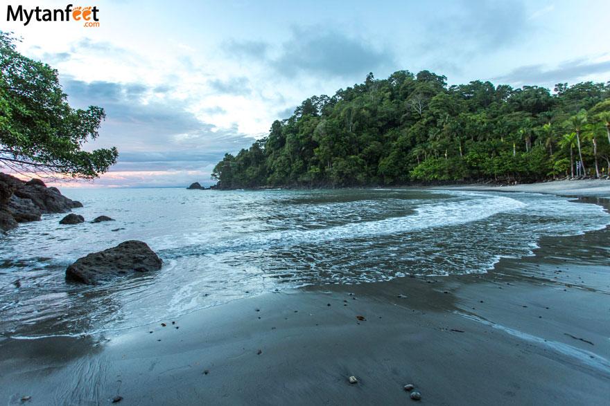 Tulemar Vacation Rentals and Resort beach