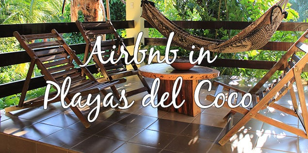 airbnb in playas del coco featured