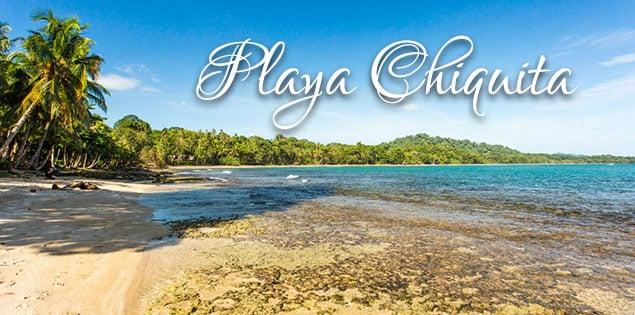 Playa Chiquita featured