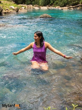 Things to do in Bijagua Costa Rica - Rio Celeste