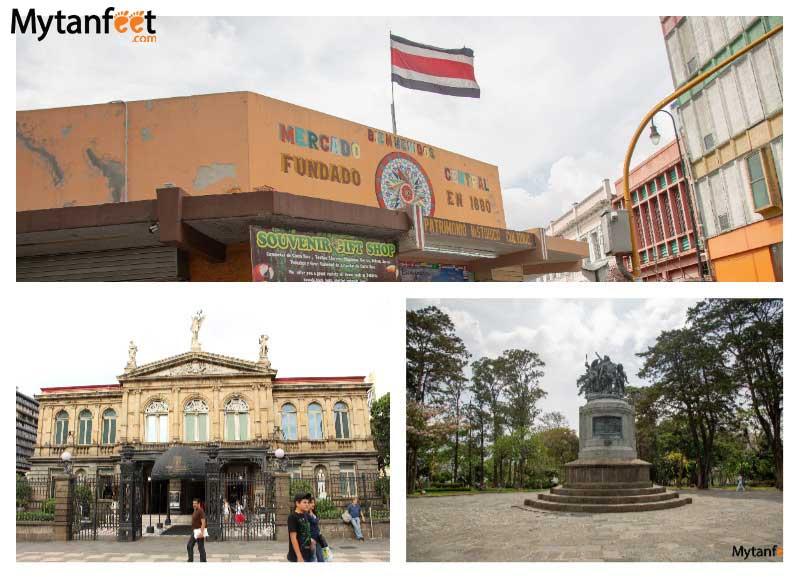 Things to do in San Jose Costa Rica - San Jose city tour
