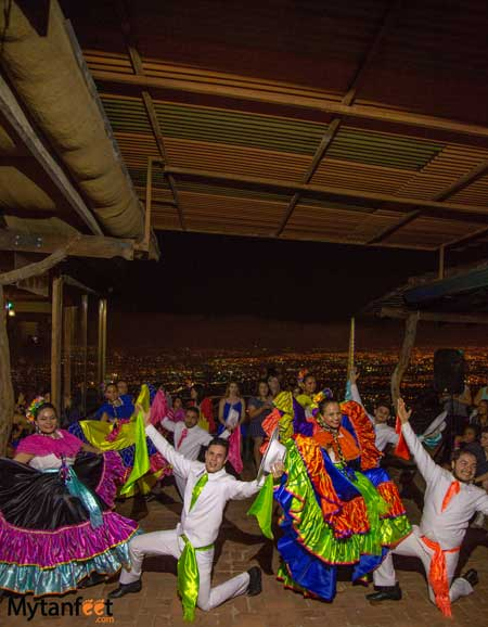 Things to do in San Jose - Restaurante Tiquicia performance