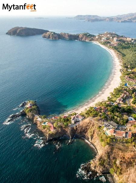 White sand beaches in Costa Rica - Playa Flamingo Guanacaste.jpg