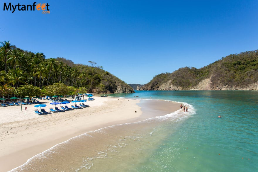 Bay Island Cruises - Tortuga Island Costa Rica