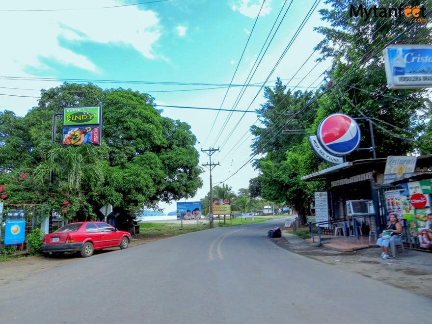 Brasilto Costa Rica town