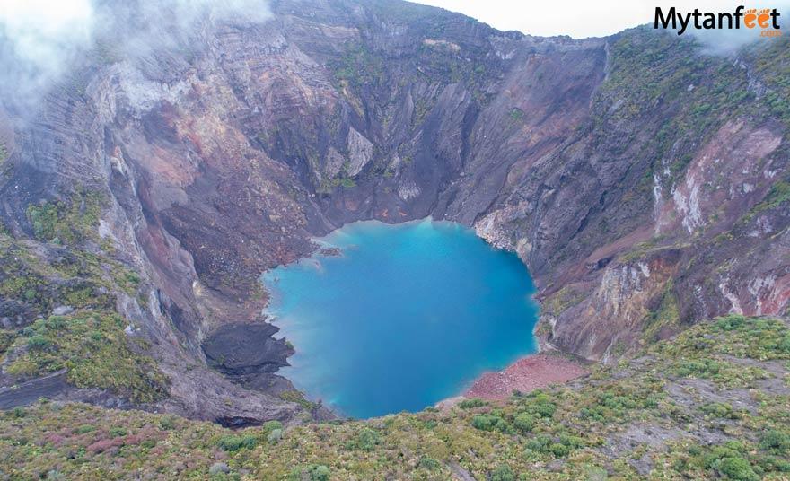 Costa Rica facts - Irazu Volcano