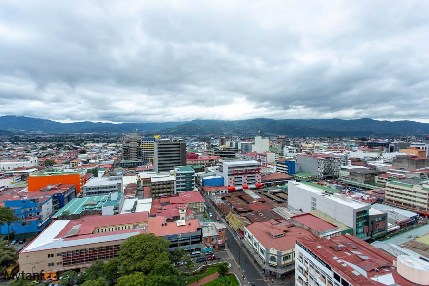 Costa Rica facts - San Jose