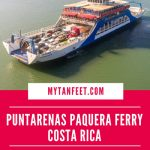 Ferry from Puntarenas to Paquera
