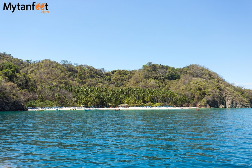 Isla Tortuga Bay Island Cruises- Tortuga Isalnd Costa RIca